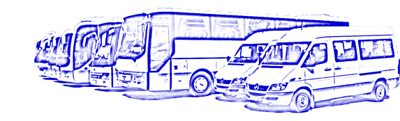 rent buses with coach hire companies from Belgium